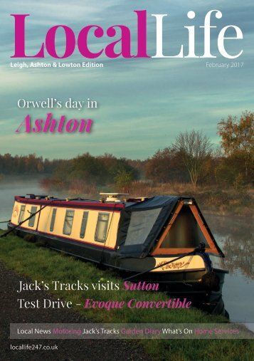 Local Life - Leigh, Ashton & Lowton - February 2017