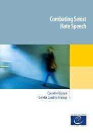 Combating Sexist Hate Speech