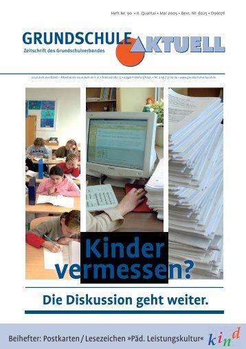 Grundschule aktuell 90