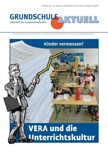 Grundschule aktuell 99
