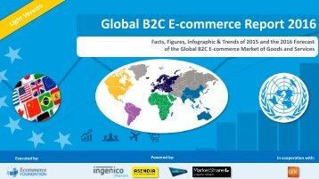 Global B2C E-commerce Report 2016