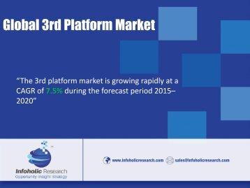 Global 3rd Platform Market