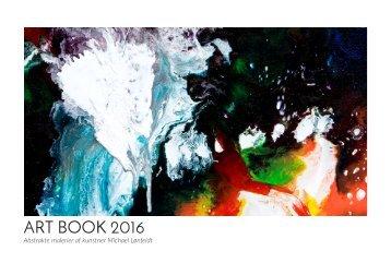 Art Book 2016 DK Michael Lønfeldt
