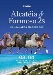 Marcha News - Catálogo Alcateia 2017