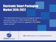 Smart Electronic Packaging