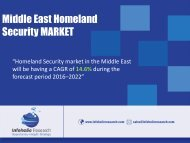 Middle east homeland security