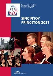Princeton 2017 - Program Book