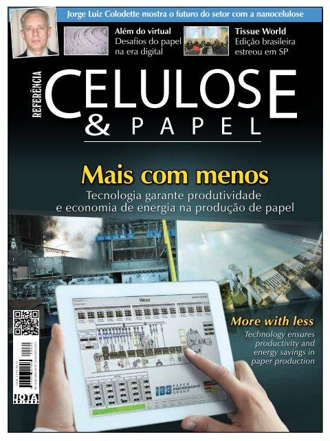 Agosto/2015 - Celulose e Papel 20