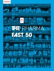 THE PHARMA FAST 50