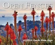Open Fences Winter 2016 / Spring 2017