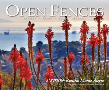 Open Fences Winter 2016 / Spring 2017