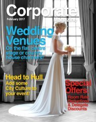 Corporate Magazine February 2017