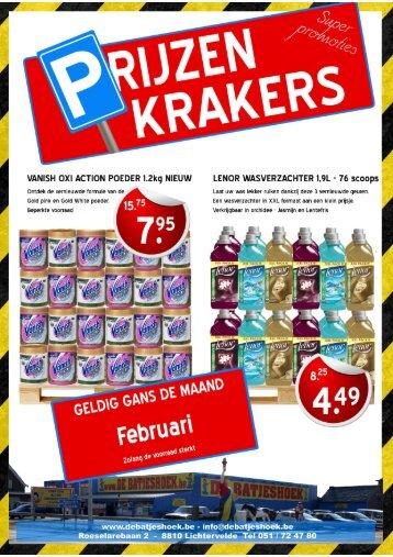 Folder Februari
