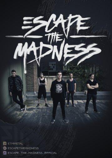 Escape the Madness Bandbook