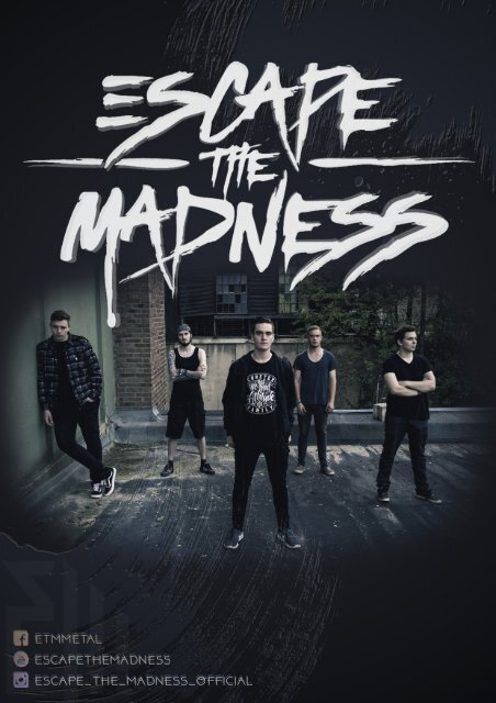 Escape the Madness Bandbook