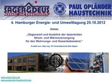 7. EEG - Sager & Deus - Energie- und Umwelttechnik
