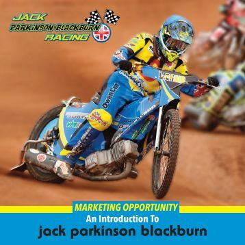 jack parkinson blackburn