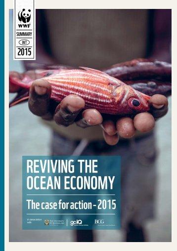 WWF-RevivingOceanEconomy SUMMARY low res