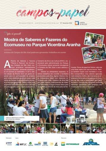 Jornal Campos em Papel - 7ª Edição