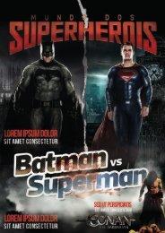 Mundo dos SuperHerois