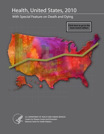 Health, United States, 2010 - Centers for Disease Control and ...