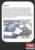 Health & Safety - Building Sites in Winter - Page 2