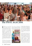 PDTE December 2016 Newletter - Page 6