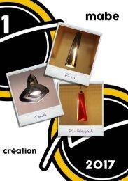 catalogue mabe creation 2017 #01