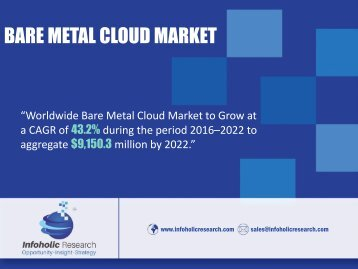 Bare Metal Cloud Market PPT(2)