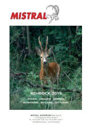 Mistral Rehbock 2019