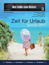 EDEKA Reisemagazin