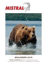 Mistral Sibirischer Braunbär 2019