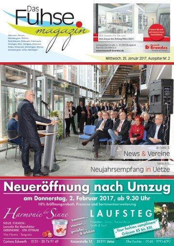 Fuhse-Magazin 2/2017