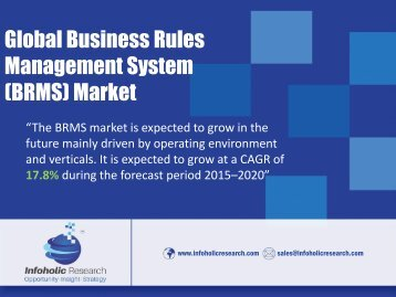 Global Business Rules Management System