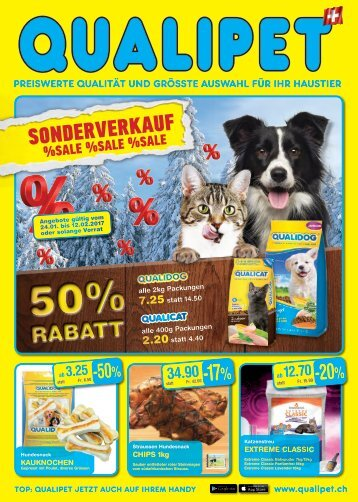 QUALIPET Flyer 01/2017