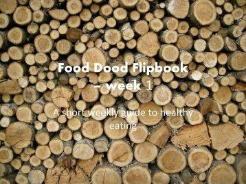 Food Dood Flip book pdf