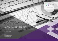 ANTAL SALARY REPORT