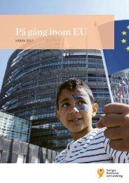 På gång inom EU