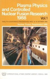 1 - Nuclear Sciences and Applications - IAEA
