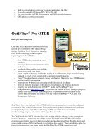 EN OTDR measuring units quickview - Page 3