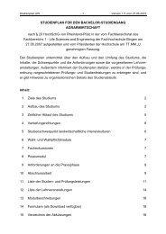 Studienplan BA_bis_WS_08 - FH Bingen
