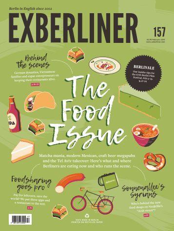 EXBERLINER Issue 157, February 2017