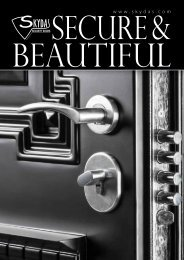CATALOGUE IMPERIAL SECURITY DOORS