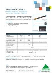 EN Fiber Test Lasers & Pen Cleaner
