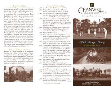 Cranwell History 2015