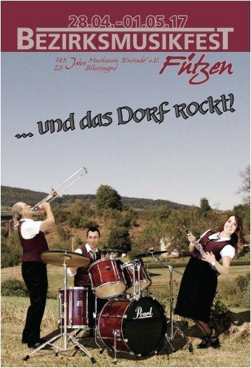 Programm Bezirksmusikfest