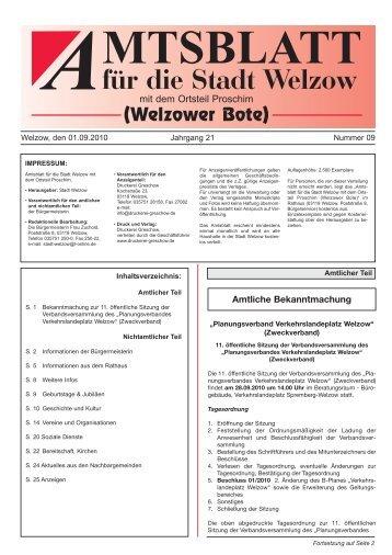 Achtung - Welzow