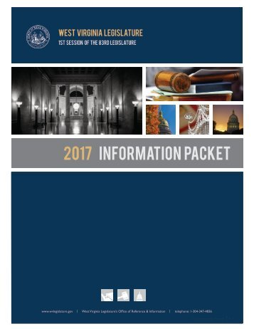 2017 Information Packet