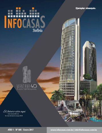 Revista InfoCasas Bolivia - Enero 2017