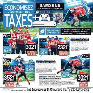 Promo Samsung Xbox
